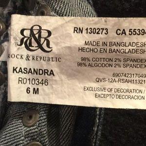 Rock & Republic Jeans - Rock and Republic boot cut jeans
